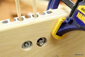 2014 - Drill Press Table Top - MySaw