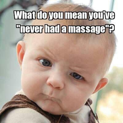 Massage Memes - massage massage humor pinterest