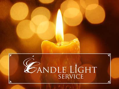 sermonview candle light service