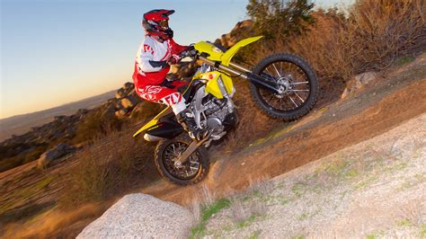 2017 Suzuki Rmx450z First Ride Test  14 Fast Facts