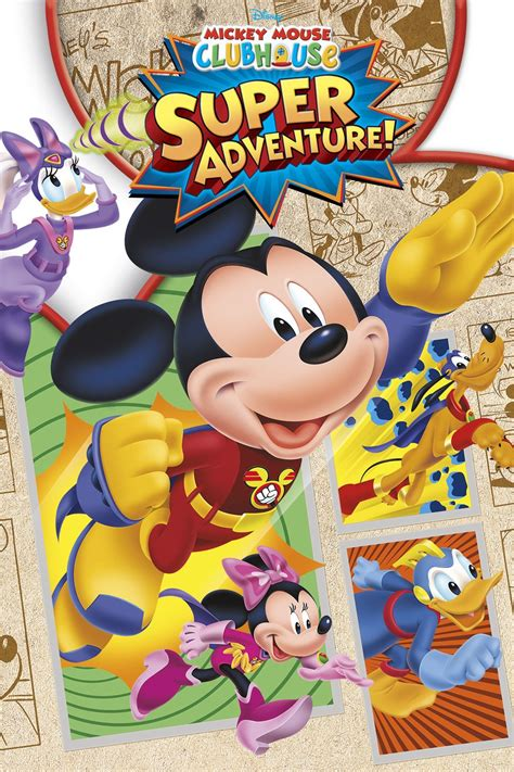 Kkpk Duper Adventure mickey mouse clubhouse adventure tv special