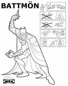 Build Your Own Ikea Super Heroes With These Funny Fake