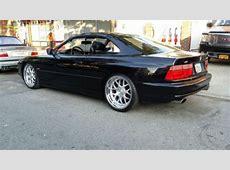 Purchase used 1992 BMW 850i V12, custom wheels AUTO, RARE