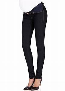 Reina Sophisticated Rinse Skinny Maternity Jeans By Mavi