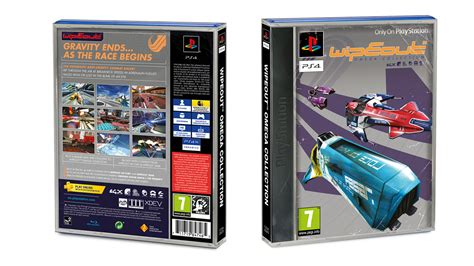 Pre Order Wipeout Omega Collection And Get This Amazing