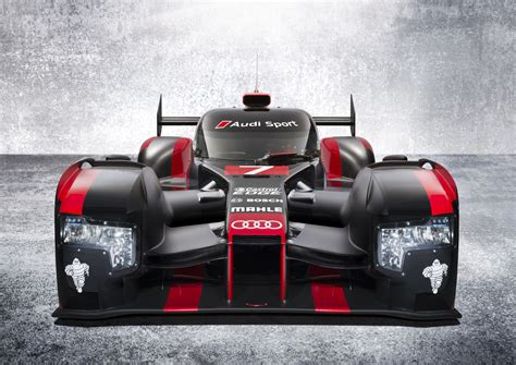 """Audi Unveils """"radical New R18"""" For 2016 Wec Campaign"""