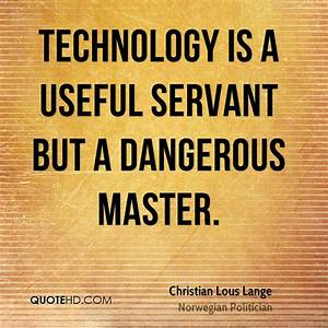Modern technolo... Nice Technical Quotes