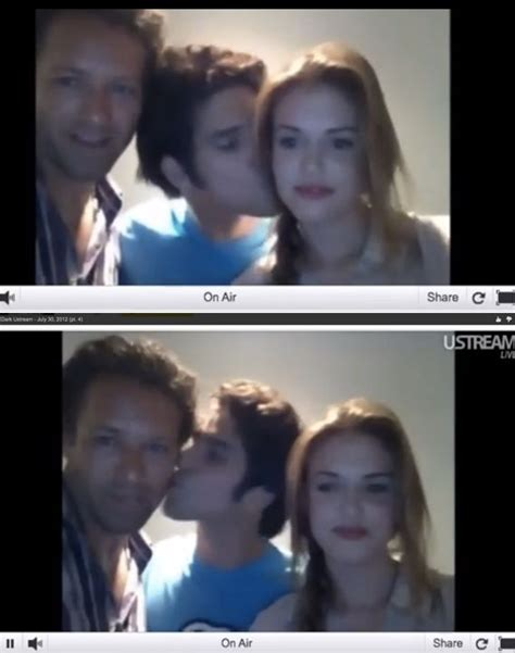 ian bohen and holland roden screencaps from quot lydia after dark quot holland roden ian