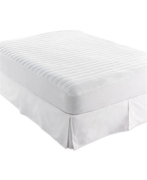 home design mattress pads home design closeout waterproof mattress pads