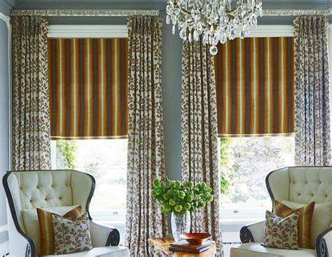 Ready Made Curtain In Beige
