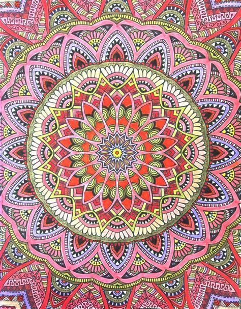 mandala to color mandala wonders color for everyone