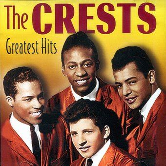 The Crests  Greatest Hits Cd (1990) Collectables