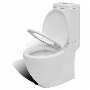 Wc Sitz Softclose : design stand toilette wc keramik inkl soft close wc sitz g nstig kaufen ~ Orissabook.com Haus und Dekorationen
