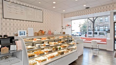 Knockout Bakery Interior Design Ideas