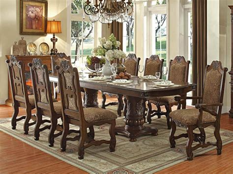 traditional dining room sets traditional dinning sets dining table set traditional