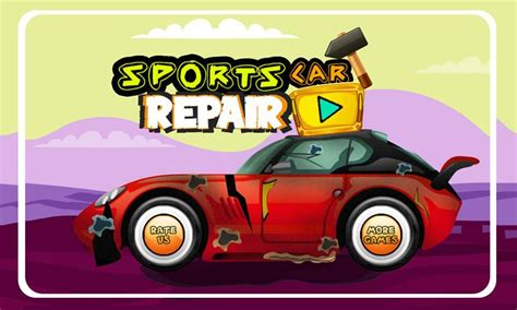 Sports Car Repair Shop  Android Apps On Google Play