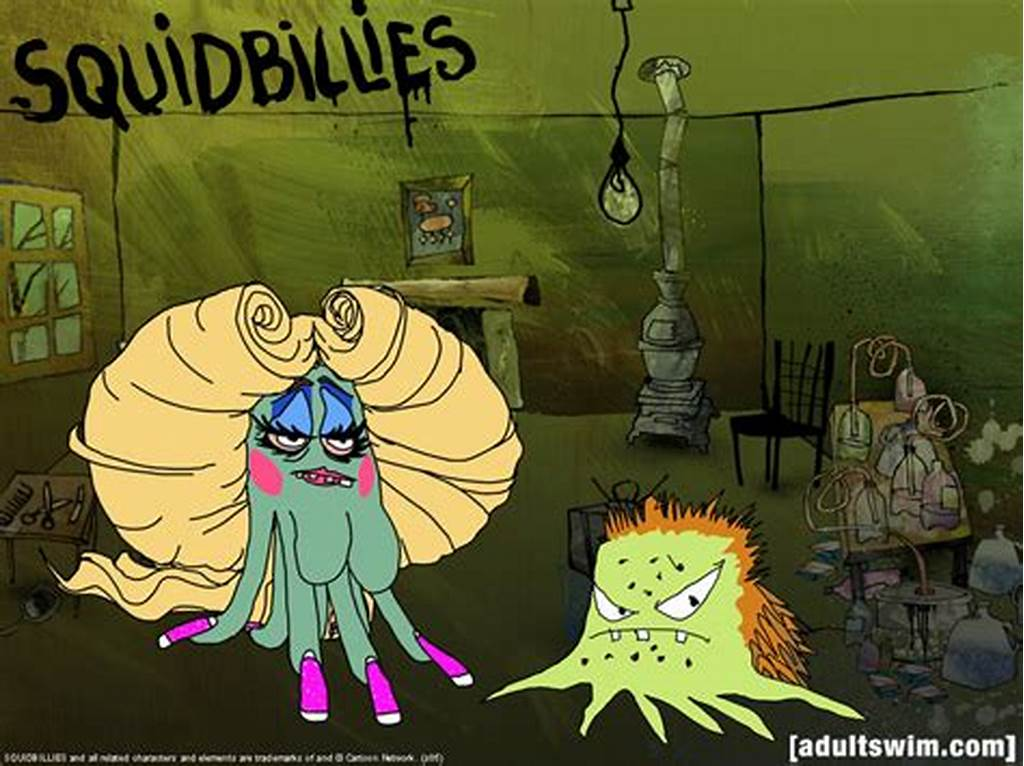 #Any #Squidbillies #Fans?