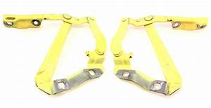Hood Hinges 98-10 Vw Beetle - Ld1b Yellow