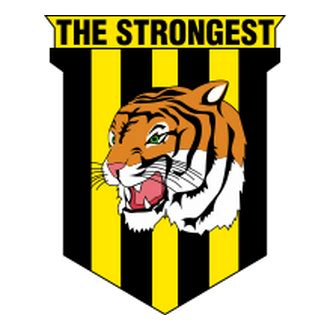 The Strongest FC vektörel logosu