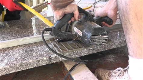 cutting granite countertop in place how to install granite countertops on a budget part 3