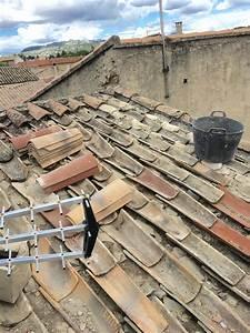 Toiture Metallique Pour Maison : renovation maison de village cheap rnovation de toiture ~ Premium-room.com Idées de Décoration