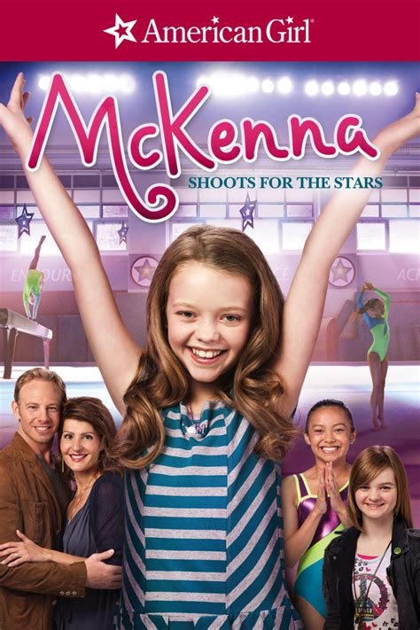 itunes movies  american girl mckenna shoots