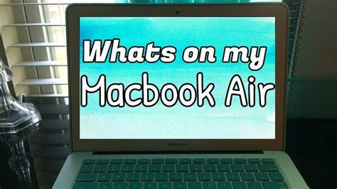 whats air macbook