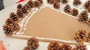 Que Faire Avec Des Pommes De Pin Pour Noel : fabriquer deco noel avec pomme de pin visuel 5 ~ Voncanada.com Idées de Décoration