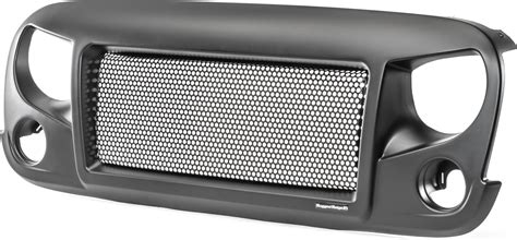 Rugged Ridge Catalog by Rugged Ridge 12034 01 Spartan Grille System For 07 17 Jeep
