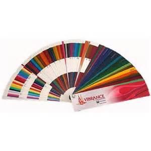 PPG Vibrance Paint Color Chart