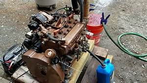 Rebuilt 0 Hour Atomic 4 Marine Engine For Sale In Maine