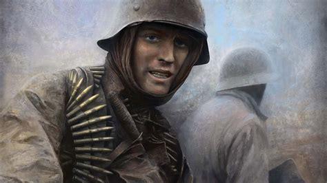 Download Soldiers Paintings Wallpaper 1280x720 Wallpoper