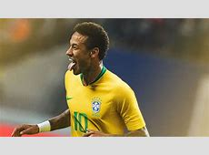 Neymar named in Brazil's 23man World Cup squad Football