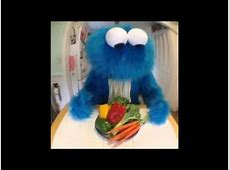 Cookie Monster Hates Veggies Really Funny YouTube