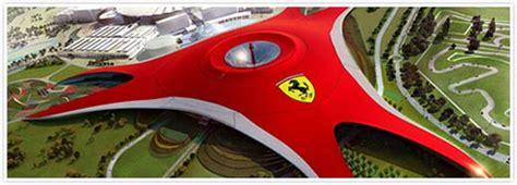 » Dubai With Ferrari World