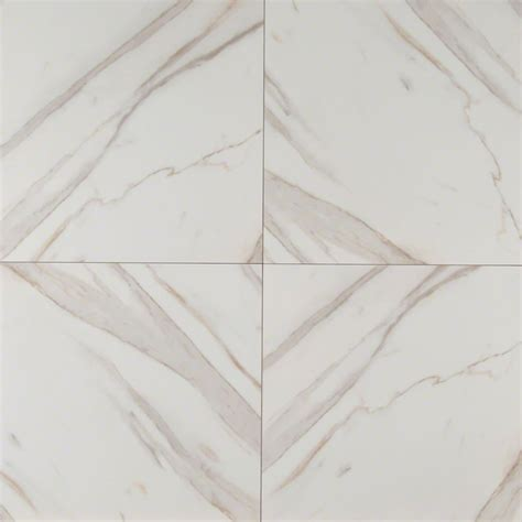 polished porcelain wall tiles pietra calacatta 12 in x 12 in glazed polished porcelain floor and wall tile