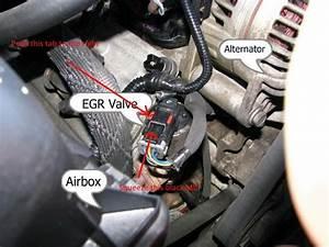 2007 Dodge Caliber 2 4l Egr Valve Location  Wiring