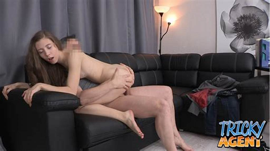 #Long #Haired #Sweetie #Shows #Off #And #Gets #Rammed #On #The #Couch