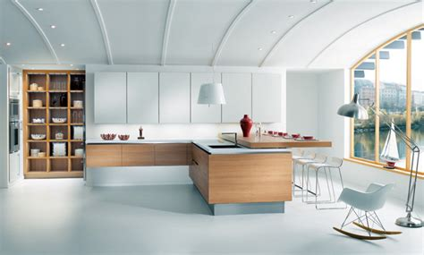 cuisine bois laqué cuisine blanc laque chaios com