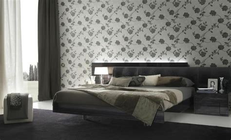 papier peint chambre a coucher idée papier peint chambre comment faire le bon choix