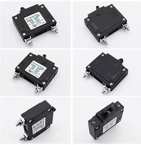 Thermal Switch 220v 230v Dc Ac Mini Circuit Breaker 125a