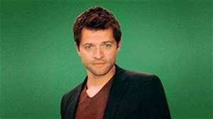 omg follow back supernatural castiel Jensen Ackles Misha ...