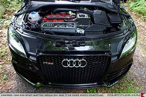 Audi Tt Rs Engine Bay  Photo By Fourtitude Com