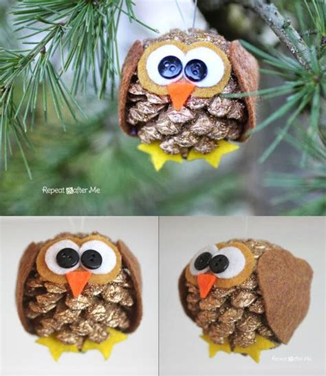 The Chew Pine Cone Animal Templates by 17 Best Ideas About Pinecone Owls On Pinterest Pinecone
