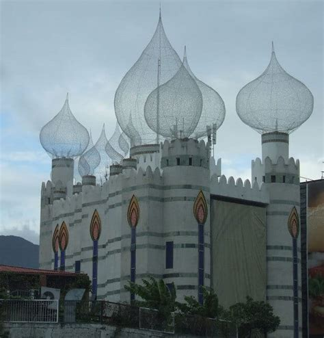 The Strangest Most Unusual Buildings World