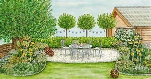 Sitzplatz Gestalten Garten : dunkle gartenecke neu gestalten mein sch ner garten ~ Markanthonyermac.com Haus und Dekorationen