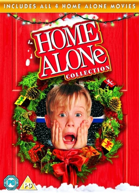 Home Alone Collection Dvd Zavvi