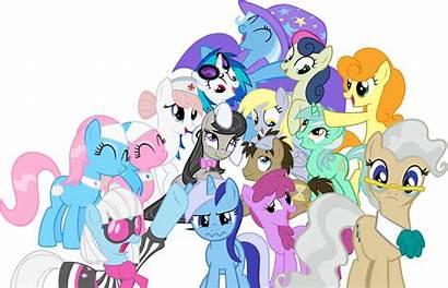 Mlp Characters Ponies Mane Six Octavia Vinyl
