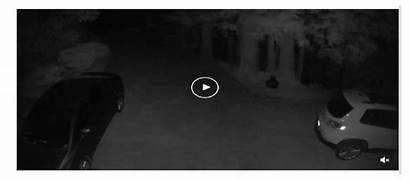Paranormal Footage Camera Gitch Debate Sparks Technical