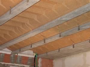 Pose De Faux Plafond : pose des suspentes pour faux plafond autoconstruction ~ Premium-room.com Idées de Décoration